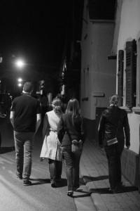 Gangster im Trenchcoat: Hochstadt ist gefährlich